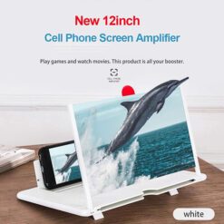 12 Inch Mobile Phone Screen Magnifier 3D2