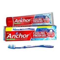 Anchor Red Gel Tooth Paste, 150 gm Get Tooth Brush Free