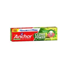 Anchor Tooth Paste Clove Power 175 gm With Free Tooth Brush