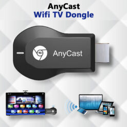 Wireless WiFi Display TV Dongle Receiver for AnyCast M2 Plus for Airplay 1080P HDMI TV Stick for DLNA Miracast