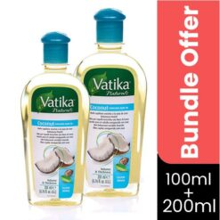 Vatika Natural Coconut Hair Oil