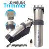 DINGLING PROFESSIONAL HAIR & Beard TRIMMER CALIPER RF 609