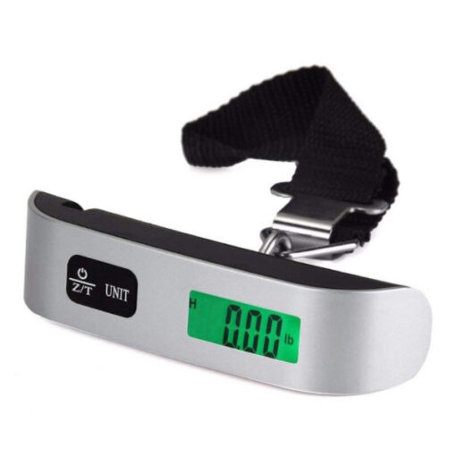 Digital Luggage Scale With Led Light