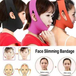 Face Lift Up Belt for Double Chin & Extra Face Fat