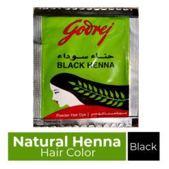 Godrej Natural black henna Powder Hair Dye