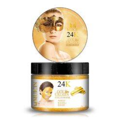 Muicin 24K Gold Collagen Cells Mask 300 ML