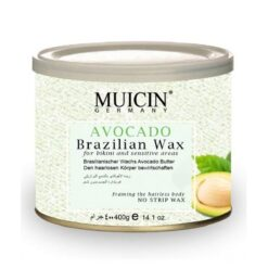 MUICIN AVOCADO BRAZILIAN WAX - 400G