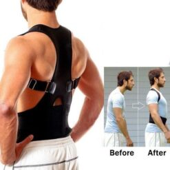 Real Doctor Back Posture Corrector Magnetic Therapy