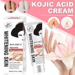 Roushun Kojic acid Whitening Hand Cream 100 ML