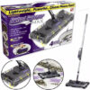 Rechargeable Broom Super Swivel Sweeper MAX