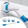 Hurricane Spin Scrubber Cleaner 300 RPM