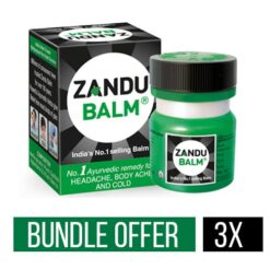 Bundle offer Zandu Balm Pain 3 PCs