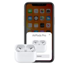 Apple Airpods Pro Master Copy White Edition