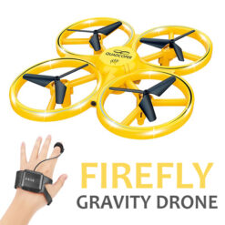 Firefly drone With Sensor Remote control quadcopter