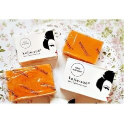 Kojie San Skin Lightening Soap 135g (Made in Philippines)