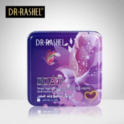 Dr Rashel Soap To Shorten & Tighten The Vagina And Restore Moisture For Girls & Women - 100gms