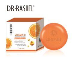 Dr Rashel Vitamin C Brightening & Anti Aging Whitening Soap