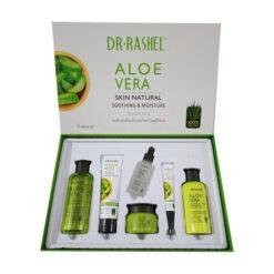 Dr.Rashel Aloe Vera Skin Natural Soothing & Moisture Skin Care Series Pack Of 6