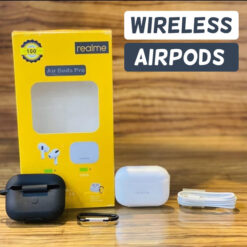 Realme Airpods Pro White Edition with free Case