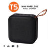 T5 Portable Outdoor or Indoor Speaker- Multicolors