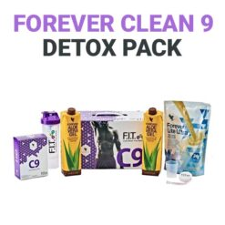 FOREVER LIVING CLEAN 9 DETOX PACK