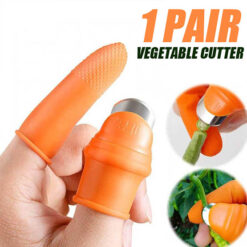 Finger Protector Thumb Vegetable Cutter