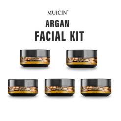 Muicin 5 in 1 Facial Kit for Skin & Body