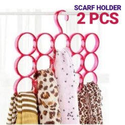 Multi Purpose Scarf Hanger Pack of 2