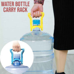 Portable Water Bottle Double Barrel Bucket Lifting Equipment Carrying Rack2