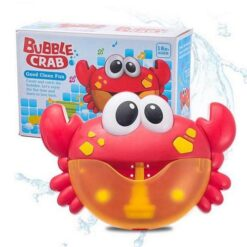Bubble Crab Baby Bath Toy with 12 Songs (2)
