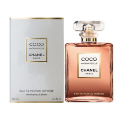Chanel Coco Mademoiselle Intense Perfume 100 ML