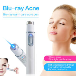 Blue Light Therapy Laser Treatment Acne Removal Pen