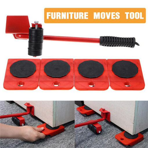 Heavy Furniture Shifter Lifter Wheels Moving Kit Slider Mover Easy Move Removal Heavy Mover_0000_Heavy Furniture Shifter