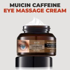 MUICIN CAFFEINE EYE MASSAGE CREAM (1)