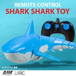McFarlane Toys Monzoo RC Shark Shark (2)