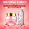Muicin ROSE PETAL FACE & BODY DEAL