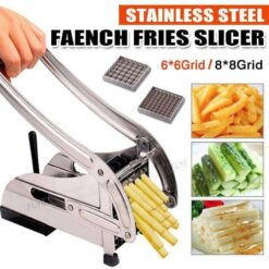 Stainless Steel Potato Chips Cutter