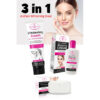 Aichun Beauty 3 in 1 Whitening Series Cream, lotion & Soap