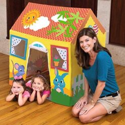 Tent House Play House 403045 inches Age 3 to 6 Years (2)