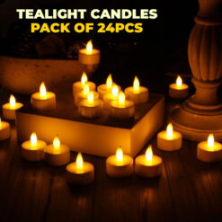 TEALGHT CANDLES (1)