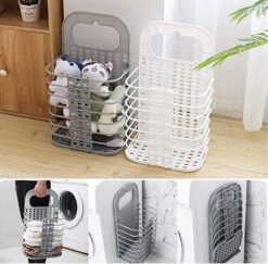 Wall Hanging Clothes Basket