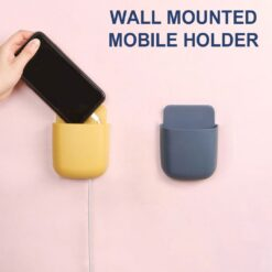 Wall Mounted Mobile Holder Multicolors (3)