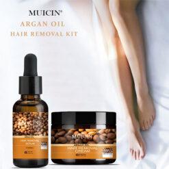 MUICIN HAIR REMOVAL SERIES (CREAM+ESSANCE) (5)