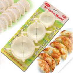 Dumpling Press Molds Pastry Tools Accessories For Kitchen (4)
